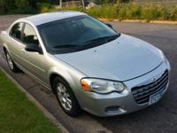 Excellent 2006 Chrysler Sebring Touring with Only