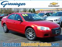 Exterior Color: red, Body: Touring 4dr Sedan, Engine: