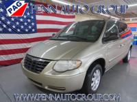 Options:  2006 Chrysler Town & Country Touring|Our
