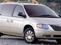 You're looking at a 2006 Chrysler Town & Country