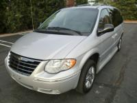 This Chrysler Town & & Country VMI Conversion Handicap