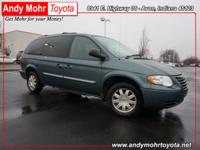 Exterior Color: gray, Body: Minivan, Engine: 3.8L V6