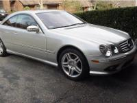 Hi. I am offering a 2006 CL 500 Mercedes Benz in