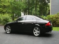 Pristine 2006 CLS 500 with 120,000 miles but serviced