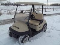 for sale 2006 Club Car Precedent Gas golf cart 11hp