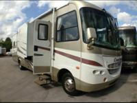 This is a great pre-owned Coachmen Aurora motor home.