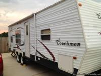 We have a 2006 COACHMEN Spirit Of America camper travel