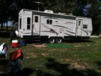 2006 Coachmen Spirit of America 28RLS travel trailer in
