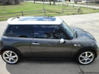 For sale is my Royal Grey with Silver roof 2006 Mini