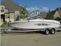2006 Nautique - Correct Craft 226 Team Edition 23'