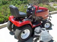 2006 Craftsman GT 5000 riding lawnmower like new! 22