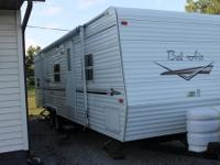 One owner, non smoking. Camper has awning, ducted a/c,