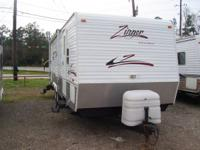 2006 Crossroads Zinger 29Ft With Superslide And Rear