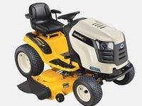 2006 Cub Cadet Riding Mower 1500 Series With 50