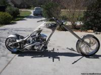 2006 Custom Built Motorcycles Chopper 2006 SCD chopper/