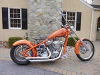 2006 CUSTOM CHOPPER 100 ci Rev Tech EngineEvery so