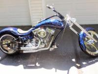 2006 Custom Harley with the best of everything. This is