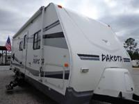 2006 DAKOTA by TERRY, 1 SLIDE, 270FQS, ELECTRIC JACK,