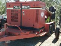 2006 Ditch Witch FX60 Ditch Witch FX60 Vac System