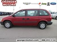 Options Included: N/AThis 2006 Dodge Caravan SE local