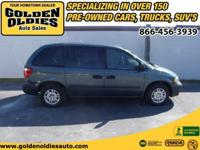 Options Included: N/AThis 2006 Dodge Caravan SE is a