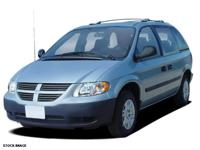 This Blue 2006 Dodge Caravan SE might be just the mini