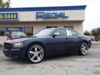 Exterior Color: blue, Body: 4 Dr Sedan, Engine: 2.7 6