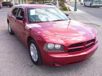 2006 DODGE CHARGER V6 ENGINE AND AUTO TRANS. POWER