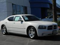 CARFAX 1-Owner. R/T trim, Cool Vanilla outside and