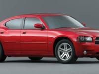 Options Included: N/AThis 2006 Dodge Charger is geared