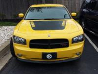 2006 Dodge Charger R/T Daytona Edition, Yellow with