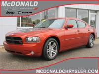 Options:  2006 Dodge Charger Rt Sedan|Miles: