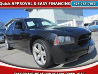 Year: 2006 Make: Dodge Model: Charger SE Call for more