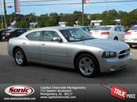 Sharp 2006 Dodge Charger with the RT Trim Package!