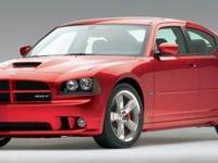 2006 Dodge Charger  SRT HEMI 6.1L V8 SMPI, Leather.