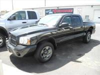 4 Wheel Drive, Bed Liner, CD Player, Cloth Upholstery,