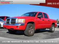 2006 Dodge Dakota Quad Cab Laramie V8, *** FLORIDA