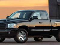 Options:  2006 Dodge Dakota Slt|/|V8 4.7L |74551 Miles|