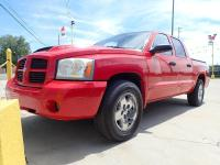 Options:  2006 Dodge Dakota Slt 4Dr Quad Cab 4Wd