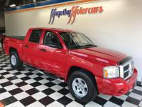 Options:  2006 Dodge Dakota  Here Is A Very Clean|Great