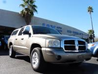 Options:  2006 Dodge Dakota 4Dr Quad Cab