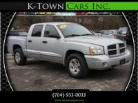 Options:  2006 Dodge Dakota Quad Cab Slt Pickup 4D 5