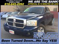 Options:  2006 Dodge Dakota Join Our Family Of