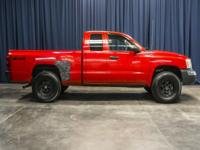 Clean Carfax 4x4 Budget Truck with 6 Speed Manual