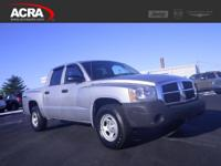 Used Dodge Dakota, options include:  Fog Lights, and
