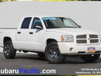 Dakota ST, 4D Quad Cab, Magnum 3.7L V6, 4-Speed