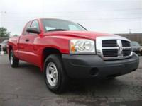 This 2006 Dodge Dakota ST Extended Cab is equipped with