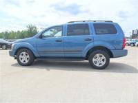 Options Included: N/A2006 Dodge Durango SLT AWD, front