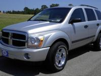 Options Included: N/A2006 Dodge Durango SLT - ONE Owner