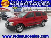 Exterior Color: flame red clearcoat, Body: SUV 4X4,